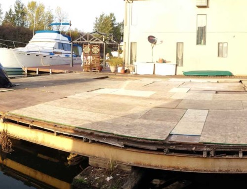 Specializing in Houseboat Remodel and Repairs